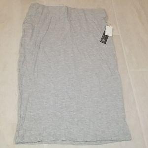 NWT Grey Skirt